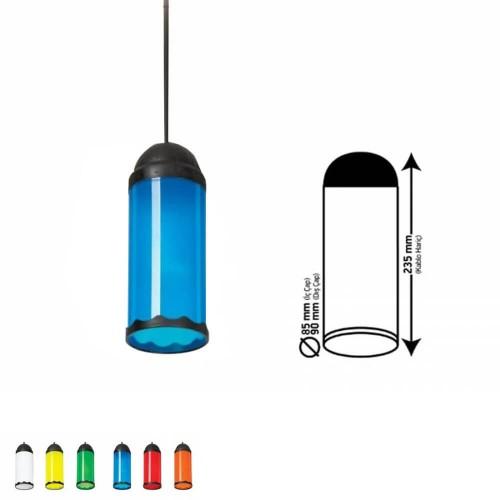 Zerpa 13303 Ağaç Feneri Plastik - Mavi
