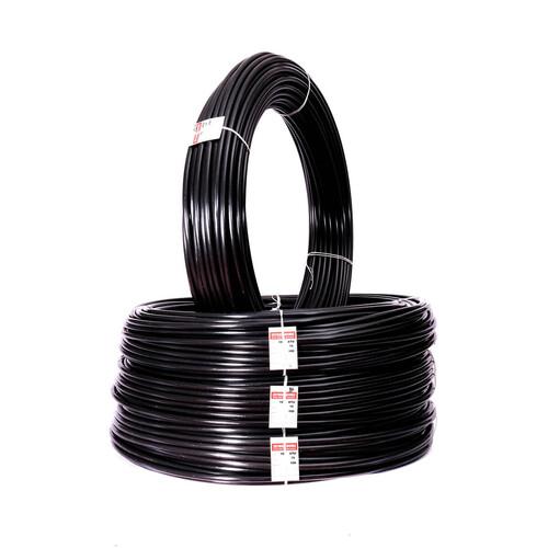 Zeybek 20 Beton Siyah Kangal Boru (1 metre)