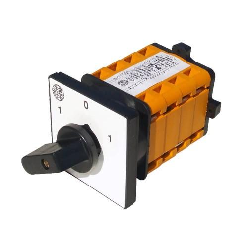Opaş 3*16 Çift Devir Motor Şalteri (Enversör)