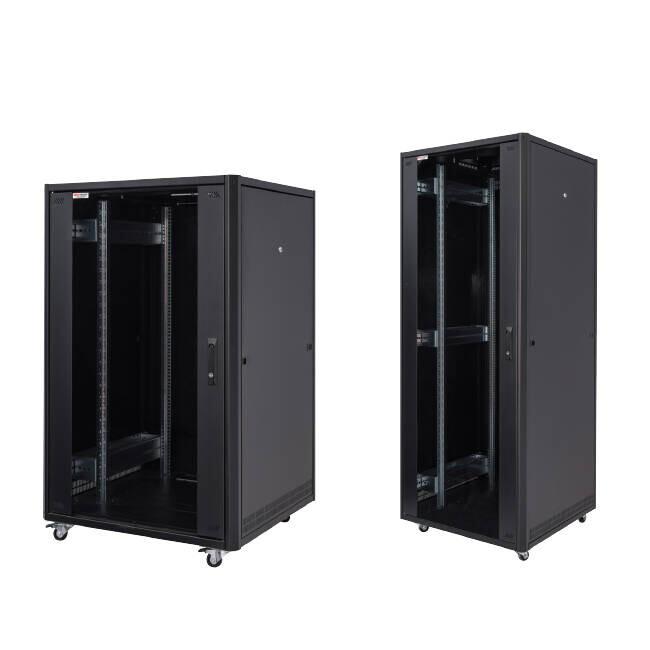 36U 600x1000 mm Sİlver Lİne Server Tİp Kabİnet