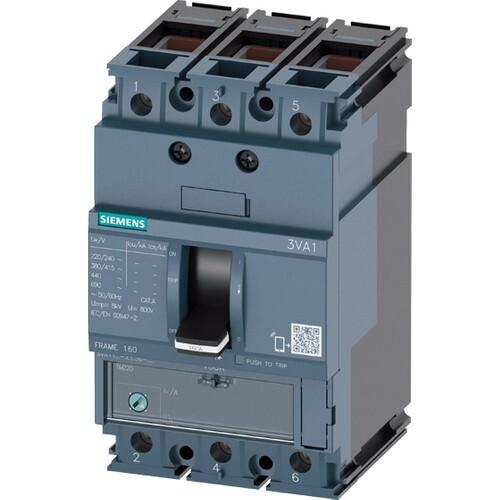 Siemens 3*88 - 125 Termik Manyetik Şalter 36Ka