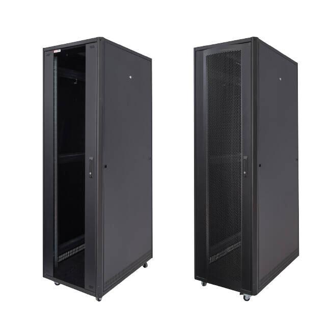44U 800x1000 mm Sİlver Lİne Server Tİp Kabİnet