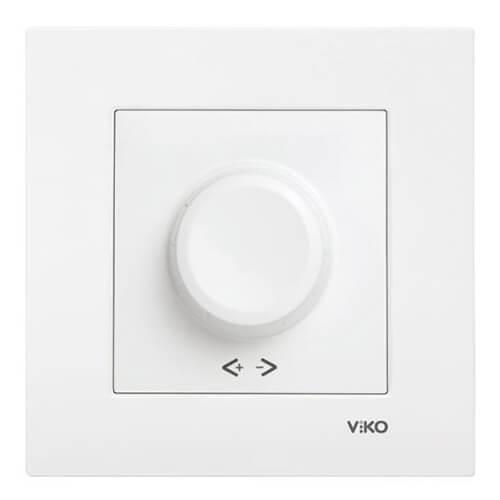 Viko Karre Dimmer 600W - Çerçevesiz
