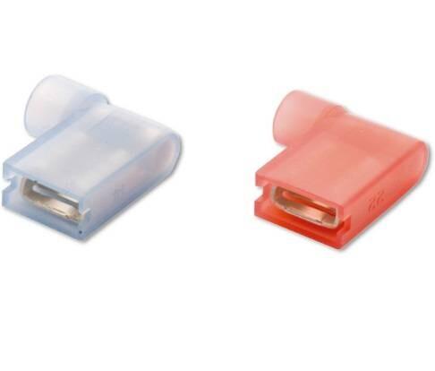 Şafak Tam İzoleli Polyamid Bayrak Tip Kablo Uçları