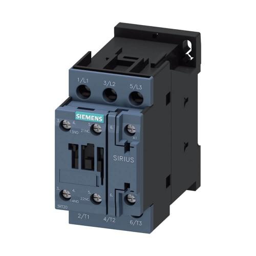 Siemens Sirius 25A Kontaktör 11KW