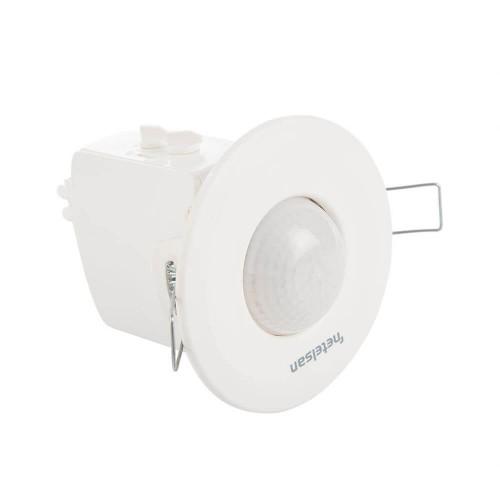 Netelsan Sıva Altı Spot Jumbo Sensör Beyaz