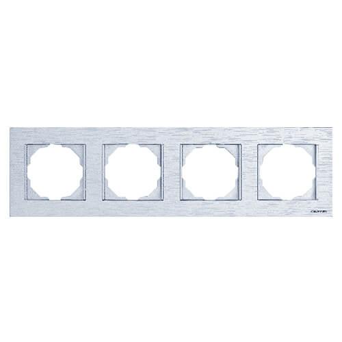 Nauffen Titanyum Dörtlü Çerçeve