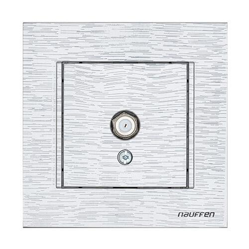 Nauffen Titanyum F Konnektör - ÇERÇEVESİZ
