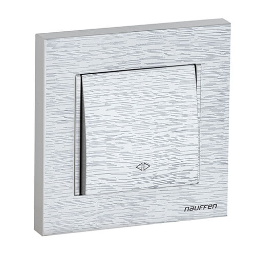 Nauffen Titanyum Permütatör - Üçlü Anahtar - ÇERÇEVESİZ