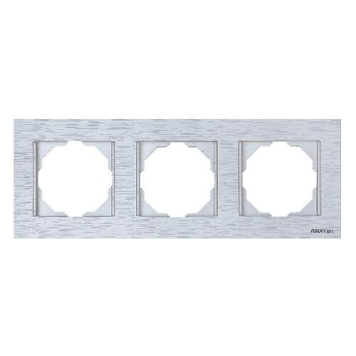 Nauffen Titanyum Üçlü Çerçeve